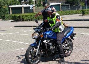 Intake motorrijles