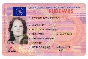 rijbewijs aanvragen en afhalen doe je bij de gemeente